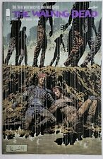 WALKING DEAD #130 1ST PRINT IMAGE COMICS NM 1ST APP OF THE WHISPERS NEAR PERFECT