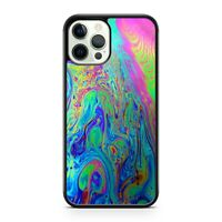 Outstanding Stunning Oil Spill Colours Pattern Covered Camo Phone Case Cover