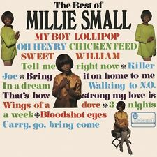 Millie Small-The Best of Millie Small 2 CD NUOVO