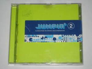 JUMPIN' 2 DISCO UNDERGROUND CLASSICS // TEDDY PENDERGRASS SYLVESTER ROY AYERS CD