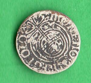 Poland Dreipolcher 1/24 Taler Poltorak 1627 Sigismund III Vaza Sweden 848