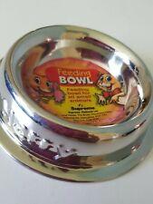 10 X  Wholesale Job Lot Hamster Small Animal Feeding Bowl Dish Stainless Steel