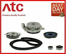 VW MULTIVAN Mk VI (SGF, SGM, SGN) WATER PUMP & TIMING BELT KIT 2015 ON 2.0 TDI