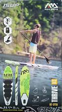 Aqua Marina Thrive SUP ISUP Stand Up Paddling BOARD NUOVO