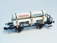 58072 Märklin Scale 1 Museums car 2004 Göppinger Mineral Water Springs CO2 tubes