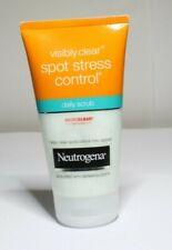 Neutrogena Visibly Clear Spot Stress Control Daily Scrub 150ml PR371 08