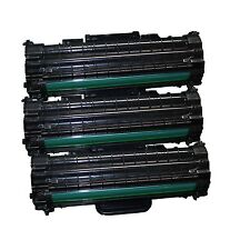 3x Toner für ML1640 N ML2240N ML1642N ML1645 ersetzt Samsung MLT-D108S D108 cc
