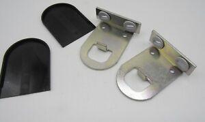 Levolor roller solar shade hardware heavy duty hanging bracket + return cover