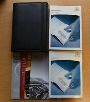 TOYOTA YARIS / YARIS HYBRID OWNERS MANUAL HANDBOOK WALLET 2010-2014 PACK G-735 !