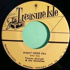 TREASURE ISLE .LATIN GOES SKA  / NIGHT FOOD SKA .THE SKATALITES