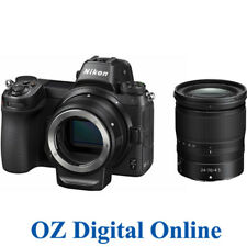 New Nikon Z7 +24-70mm F4S +FTZ Adapter Kit Mirrorless Digital Camera 1 YrAuWty