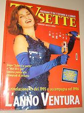 TV SETTE=1995/52=SIMONA VENTURA= MARIANNE SAGEBRECHT=MYRIAM FECCHI=RED RONNIE=