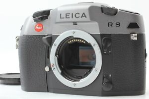 *MINT+++* Leica R9 Anthracite SLR 35mm Film Camera Body From JAPAN