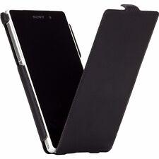 Case-mate Slim Flip Funda Protectora cm031028 Para Sony Xperia Z2-Negro