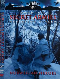 The War File: Europe's Secret Armies Resisting Hitler - Norwegian Heroes