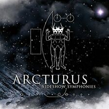 Arcturus - Sideshow Symphonies (ReIssue  Dvd)