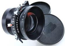 Rodenstock Sironar-N 210mm f5.6 MC Lens w/ Copal1 shutter read 387879