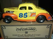 1940 FORD MODIFIED COUPE 1 25TH SCALE DIECAST BANK BY ERTL
