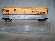 Model Railroads & Trains N Scale Micro Trains 50' Standard Boxcar Denver & Rio Grande Nib Freight Cars