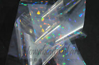 """Diamond Crush"" transfer nail foil 1 meter"