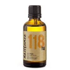 Naissance Ingwer 50ml 100 Naturreines ätherisches Öl