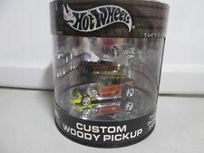 Hot Wheels Oil Can Truck Series Custom Woody Pickup (1)