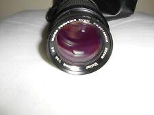 VIVITAR MACRO FOCUSING ZOOM 1:3.5/70-150mm Lens(Canon FD fit)