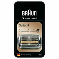 Braun 92S Series 9 Electric Shaver Replacement Foil and Cassette Cartridge