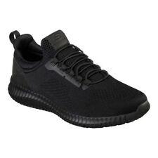 Skechers Men's   Work Relaxed Fit Cessnock Slip Resistant Shoe