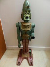 Vintage Louis Marx BIG LOO Giant Space Robot 1963 Rare Toy w/ Rocket Assy Only