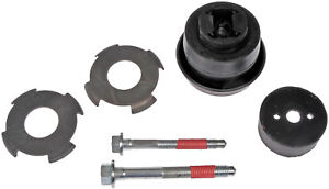Body Mount Kit Dorman 924-134 Upper &Lower Bushings&Bolt 01-13 Chevy GMC Pickup