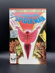 Amazing Spider-Man Annual (1982) # 16 Monica Rambeau Captain Marvel High Grade!!