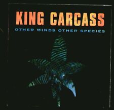 King Carcass - OTHER MINDS OTHER SPECIES - CD on No 6