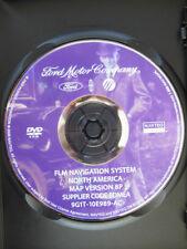 2008 FORD ESCAPE HYBRID F250 F350 F450 NAVIGATION DVD Map U.S Canada 8P UPDATE