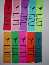 DANCE AWARD RIBBONS,KIDS FUNDAY, PARTICIPATION
