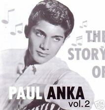PAUL ANKA - The Story of Paul Anka Volume 2 - POP CD