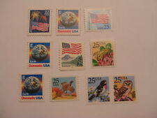 United States Scott 2276 - 2285 Set of 10 regular issue