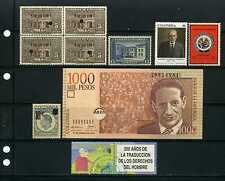 Proofs- Essays,- Conf. Intl. Americana 1948 Colombia Bklt Of 4 + More >Rare
