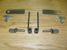 Trailer Parts - Trailer Tailgate Hinge Kit & Antiluce Drop Catch