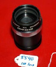 Shinko Sg Prominar 10X Comparator Lens: Number 31579, Inv 5540