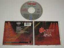 SAXON/ROCK 'N' ROLL TSIGANES(ROADRUNNER RR 9416 2) CD ALBUM