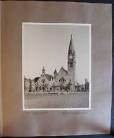 Fotografie Versöhnungskirche Striesen DD 1908 Architektur Ansicht Sachsen xz