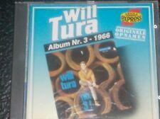 WILL TURA - ALBUM NR. 3 - 1966 (CD uitgave 1991)