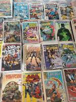 Silver, Bronze, Copper and Modern age Comic Lots!! Great hits! / Some Variants!!