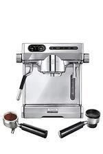 EM7100 Café Series Espresso Machine plus Multi Capsule Handle: Stainless/Po