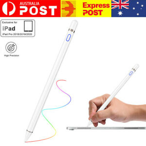 Pencil Pen for Apple iPad 6th/7th/8th/Mini 5th/Pro 11&12.9/Air 3rd Gen Stylus