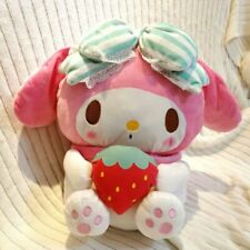 my melody strawberry gift tissue box cover tissue holder decorate bag model
