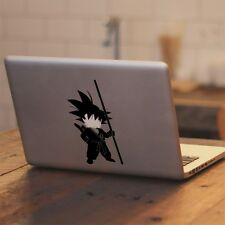 "Dragon Ball Young Goku Decal Sticker Skin for Apple Macbook Pro & Air 13"" 15"""