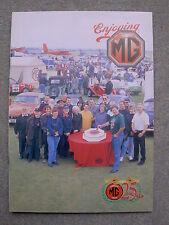 Enjoying MG (August 1998) MGB Rear Brake Adjusters, EX 255, Distributors,Maestro