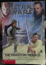 Star Wars Episode 1 The Phantom Menace Lucas Film First Edition 1999 Scholastic